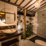 open bathroom chilli bali